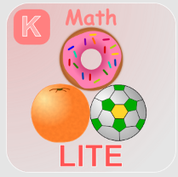 Kindergarten Kids Math Lite