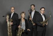 Saxofonquartett Pindakaas