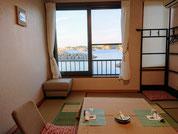 例:写真)和室6畳(禁煙)
