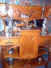 Maxim's ; un buffet Art Nouveau