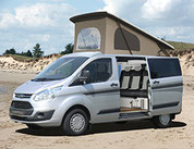 Southerns Spirit Reimo roof Ford Transit