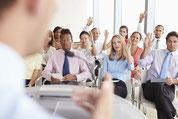 Les articles innovation peuvent déboucher sur une conférence innovation.