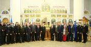 Всероссийская Ушаковская Беседа, ДПФ, Храм святителя Николая в Тушино, Москва, 2021