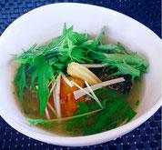 たっぷり野菜のこくうまスープ 1.155円(税込)