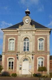 Hôtel de Ville- Hornoy-le-Bourg