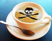 Кофе опасно для здоровья