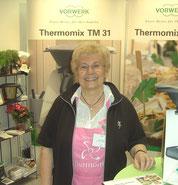 Doris Gaul berät Sie gerne zum Thermomix TM31