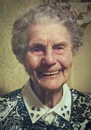Barbara Unverzart verstarb am 26. Oktober 2017