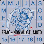 Stop au Contrôle Technique moto !