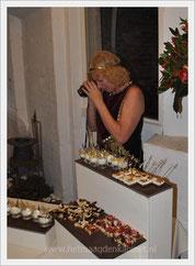 Boekpresentatie Kasteel Heeswijk Vrouwen Bestempeld Ellen Brouwers  www.hetmaagdenkabinet.nl  Marella Smits Steenvoorden