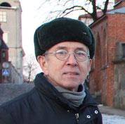 Николай Суслов - автор репортажа