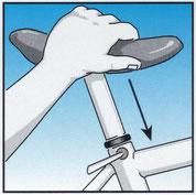 INSIDER-Alu-Fahrradpumpe Einbauanleitung 03