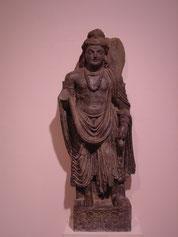 Gandhara Buddha statue