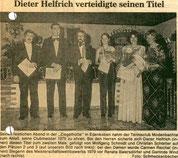 Vereinmeister 1979