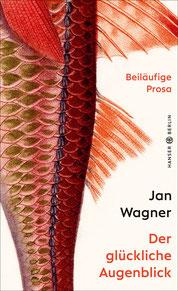 Cover Selbstporträt mit Bienenschwarm. Lyrik Jan Wagner