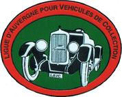 ligue d'auvergne véhicules collection