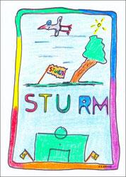 Sturm Ellerbäh, Platz 9 bzw. 13