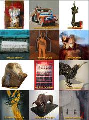 Espitia Galeria Art Exhibition 2008