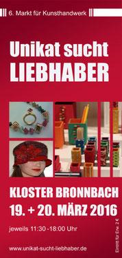 Unikat sucht Liebhaber Kloster Bronnbach