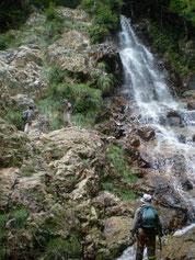 倉谷 2の滝