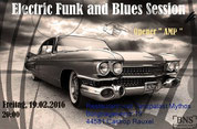Electric Funk and Blues Session Castrop-Rauxel