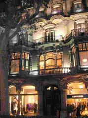 Haus von Gaudi in Barcelona