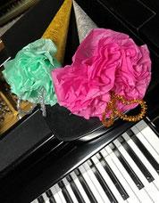 郡山市つちやピアノ教室ブログ 姉弟レッスン