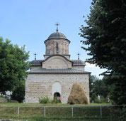 "Fürstenkirche ""Hl. Nikolaus"" in Curtea de Argeş (Walachei)"