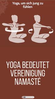 Yoga, um sich jung zu fühlen yogitea.com
