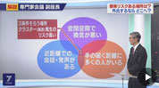 ※NHK新型コロナウイルス特設サイトより