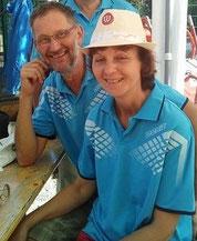 Petra und Ralf vom SSC (Archivbild)