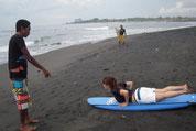 バリ島サーフィンスクール