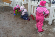 Kindergarten in Finnland Foto: Sparr