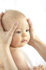 Baby Cranio Sitzung