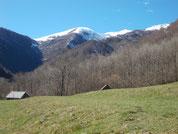 Tuc de Peyre Mensongère, Col de la Serre de Cots, Tour Mont Valier, Ariège, Pyrénées, randonnées