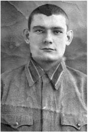 Сибиряк Геннадий Муратов. Фото из семейного архива.