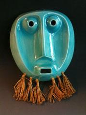 Zsolnay Mask, 1970s