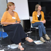 Begeisterung für Theresa Steiniger und ihren OSKAR