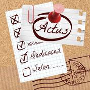 blog actus