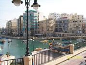Malta erasmus trip