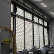 窓用冷えルーフ納入事例