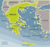 Policía Griega Toma Iniciativa de no atacar al Pueblo