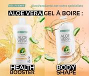 Boisson aloe vera miel et peche LR : Les bienfaits du gel d'Aloe Vera sur les affections cutanées de toute sorte comme eczéma et psoriasis etc