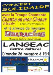 Téléthon Langeac