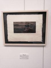風釣り 楮紙に銅版画 /雁皮刷り  105×205mm 23,100円