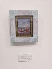 シエスタのスケッチ テンペラ、油彩、鉛筆、板 180×160mm SOLDOUT!