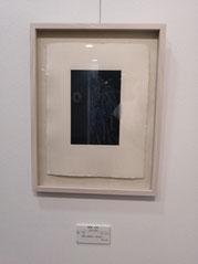 夜 花 楮紙に銅版画 /雁皮刷り   180×120mm 23,100円(税込)