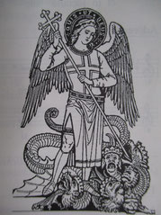 heiliger Erzengel Michael