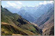 Andenpanorama, Abancay, Andahuayllas, Peru, Paititi Tours