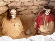 Chauchillo, Nazca, Peru, Mumien, Paititi Tours